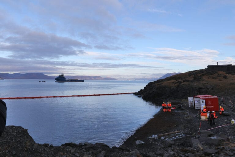Svalbard_Exercise_2016