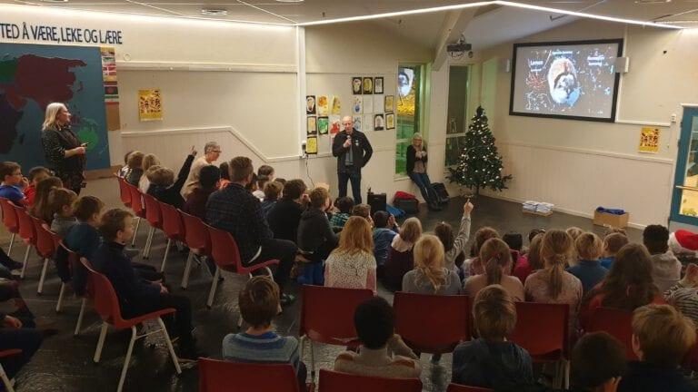 Rolf Ims og Kirsti Blom lanserer lemenbok